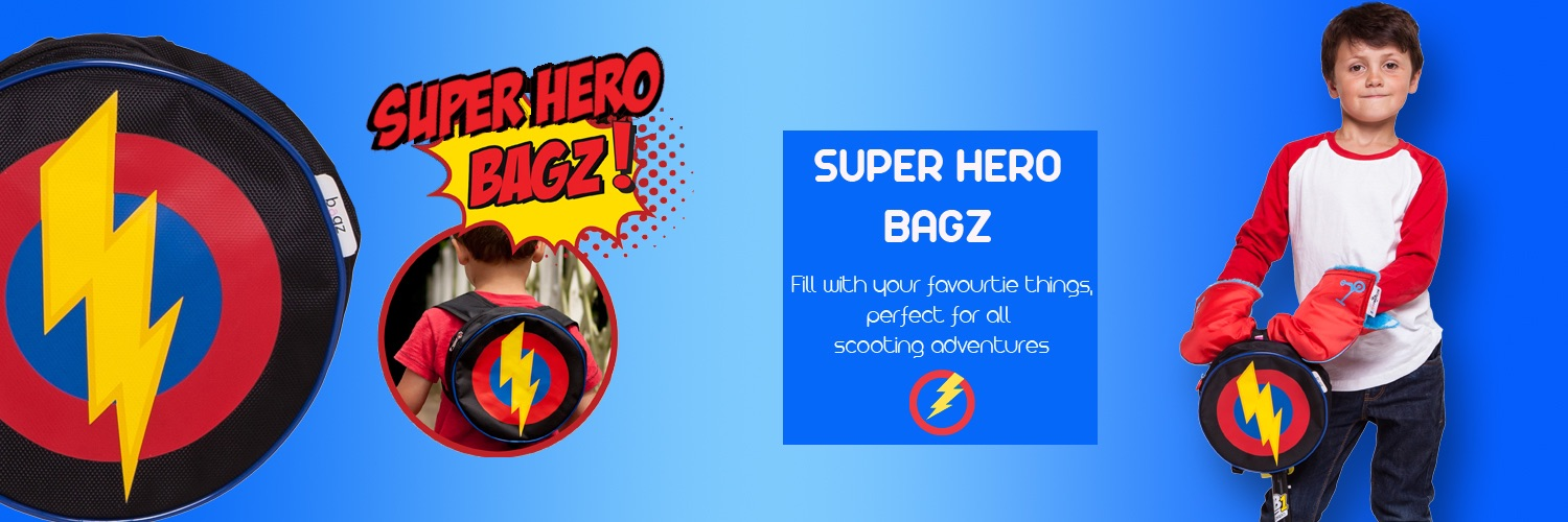 Super Hero BAGZ 2018