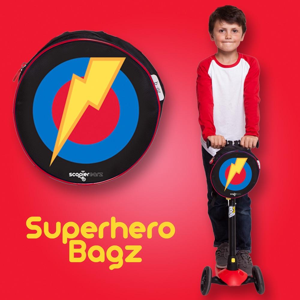 <!-- 002 -->Super Hero Bagz