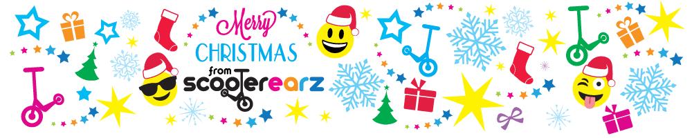 www.scooterearz.com, site logo.