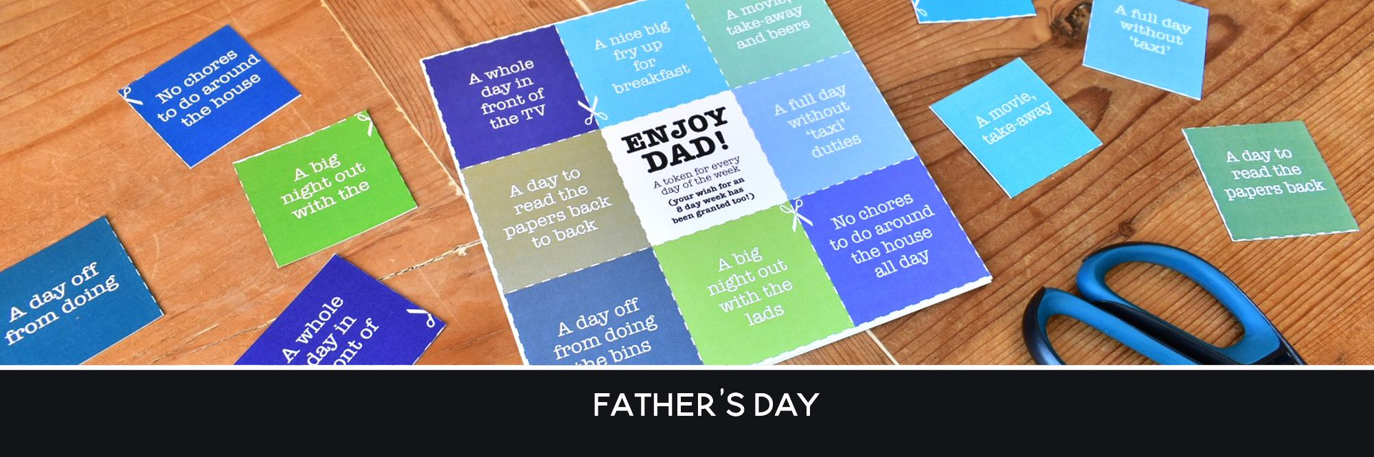 fathers day cards and gifts