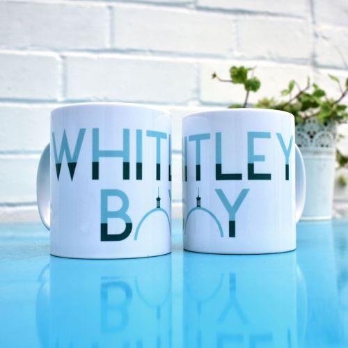 whitley bay mug