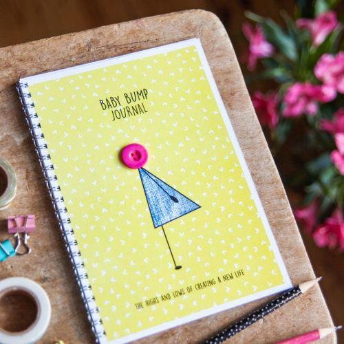 baby bump journal