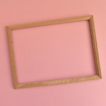 A3 oak frame (flawed oak)