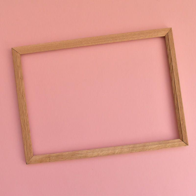 A3 oak frame (flawed oak)