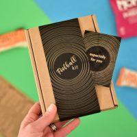 'football kit' letterbox gift