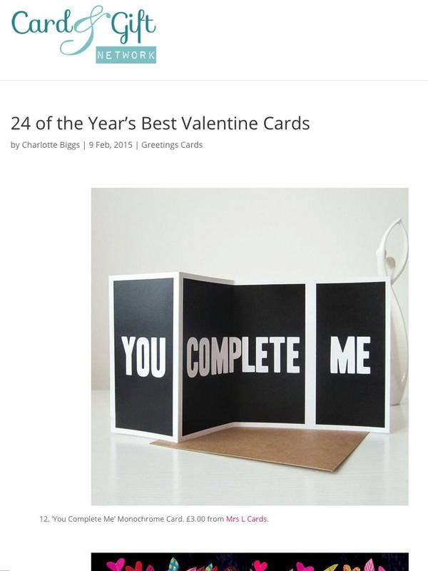 best valentines card