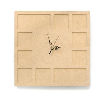 Kasiercraft Frame Clock