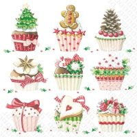 Christmas Cup Cakes - 73 7305 45