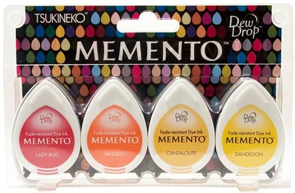 Memento 4 Piece Set CAMP FIRE