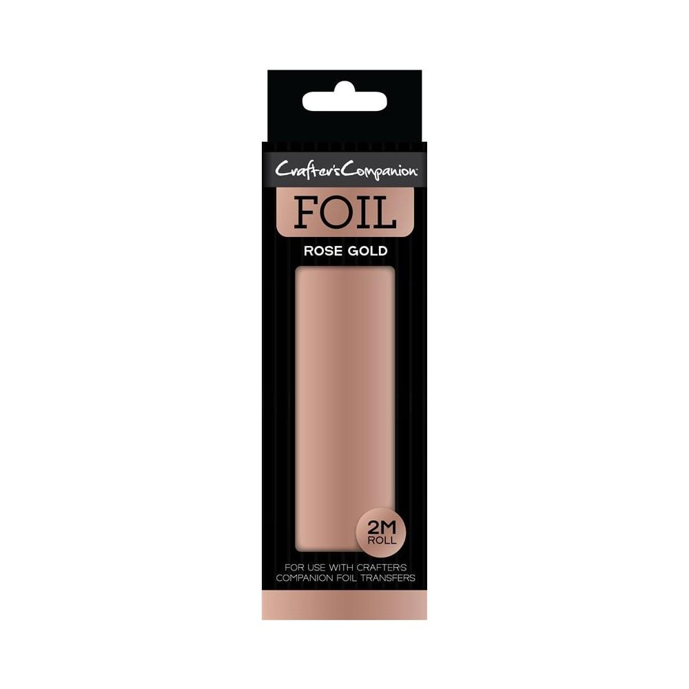 Foil Roll - Rose Gold