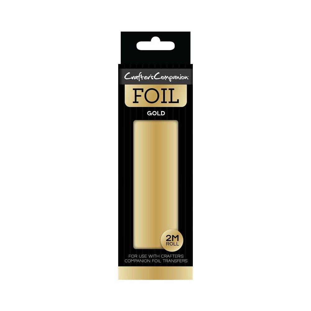 Crafter's Companion Foil Roll - Gold