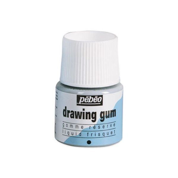 Pebeo Drawing Gum - 45ml pot
