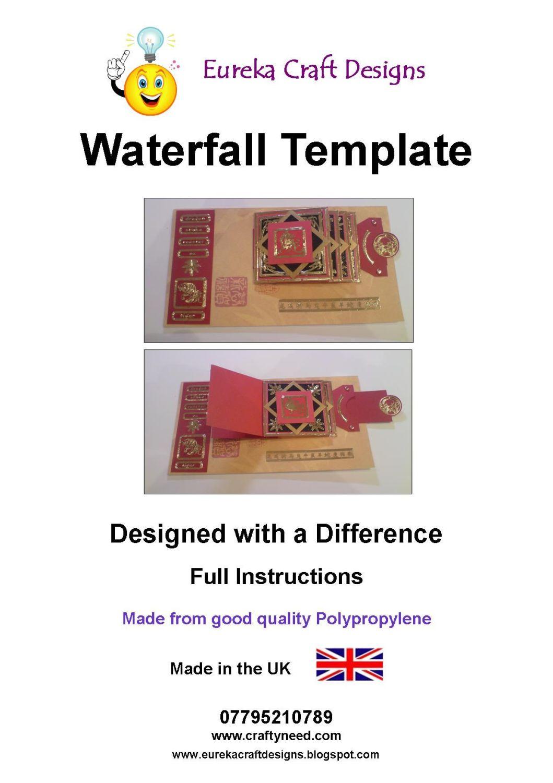 Waterfall Template