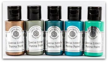 Special effect paint kits