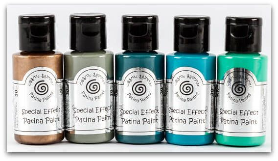 Cosmic Shimmer Special Effect Paint Kits