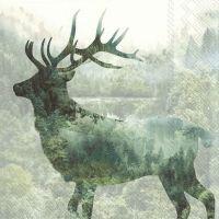 Magic Deer Napkin - C882000