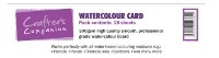 Water Colour Card
