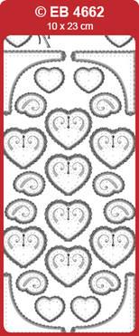 Corner Hearts & curls