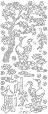 Crane's, Oriental tree & lillys etc