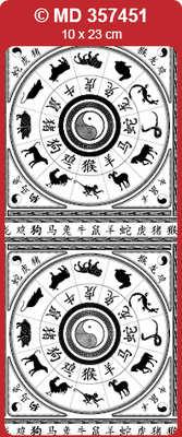 Chinese Zodiac Circle