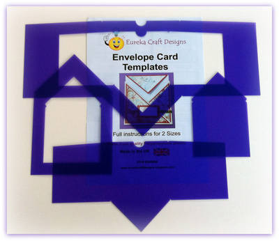 Envelope Card Template
