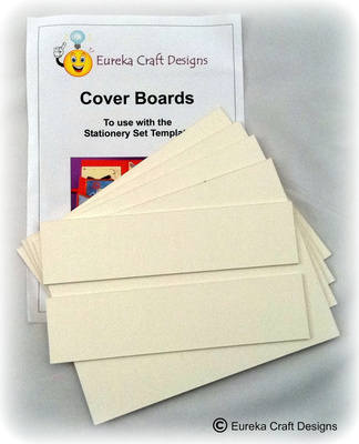 Stationery Template - Extra Cover Boards