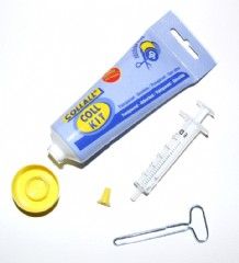 Collall Gel Glue with tools