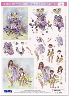 Faerie Poppets -DC 82902