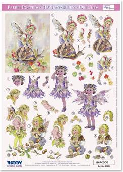 Faerie Poppets - DC82903