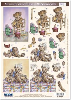Teddy Bear in the Room - DC82934