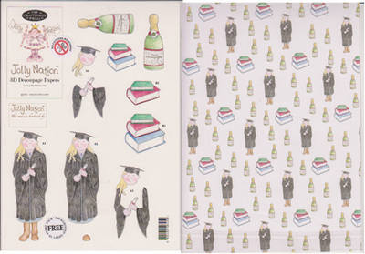 Graduate Lady - DC45701