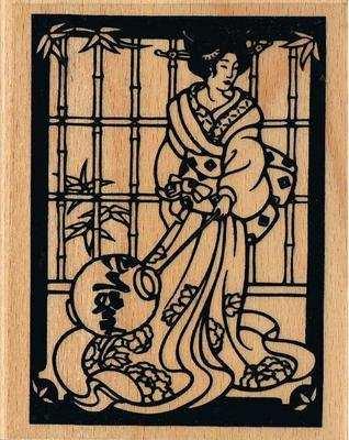 OASIS419J - Bamboo Geisha