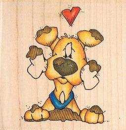 MY908 - Muddy Pup