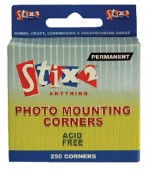 S57072 - Photo Mounting Corners