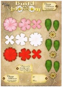 La Pashe - Build a Blooms - Cherry Blossom