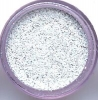 PEMP858 - White & Silver Super Sparkle