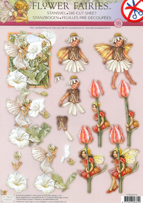 STAPEASY18 - Flower Fairies