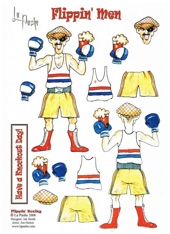 Flippin' Boxing