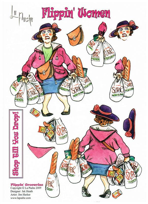 Flippin' Groceries