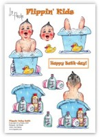 Flippin' Baby Bath