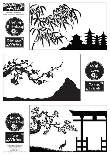 DLL707 Background Artist Oriental