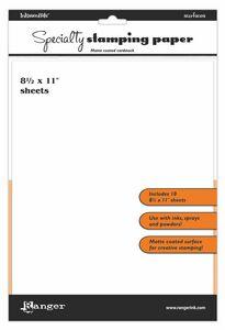Ranger - Inkssentials Specialty Stamping Paper