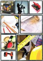 PCT8041 - DIY Die Cut Paper Craft Toppers.