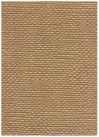 Meshwork Metallic. Textured cross weave pattern in gold/cream or brown paper. Made by Artoz