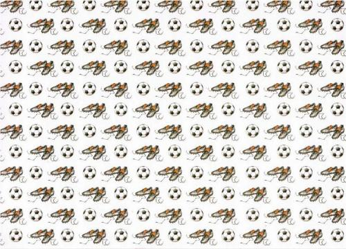 Football boots card (CRD9005)