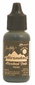 Adirondack Pesto Alcohol Ink - Earthtones - UK DELIVERY ONLY