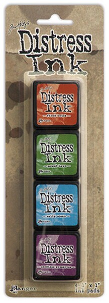 Mini Distress Pad Kit 2 - TDPK40323