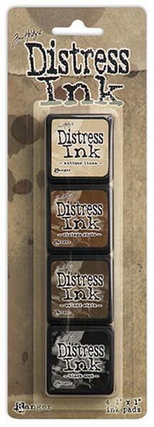 Mini Distress Pad Kit 3 - TDPK40330