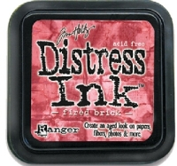 Tim Holtz Fired Brick Distress Ink Pad