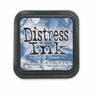 Time Holtz Faded Jeans Distress Ink Pad